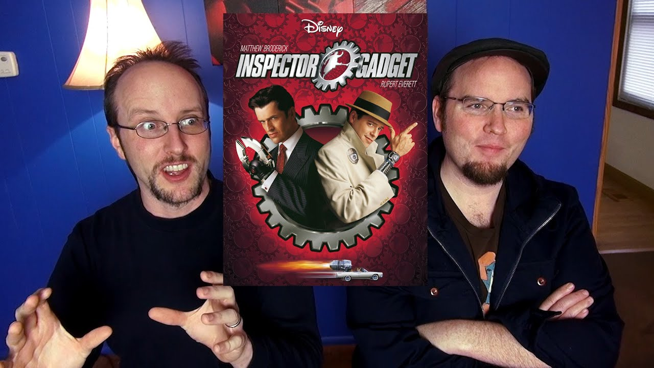Inspector Gadget (Real Thoughts)
