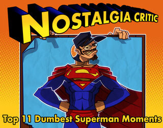 NC top 11 dumbest Superman by MaroBot.jpg