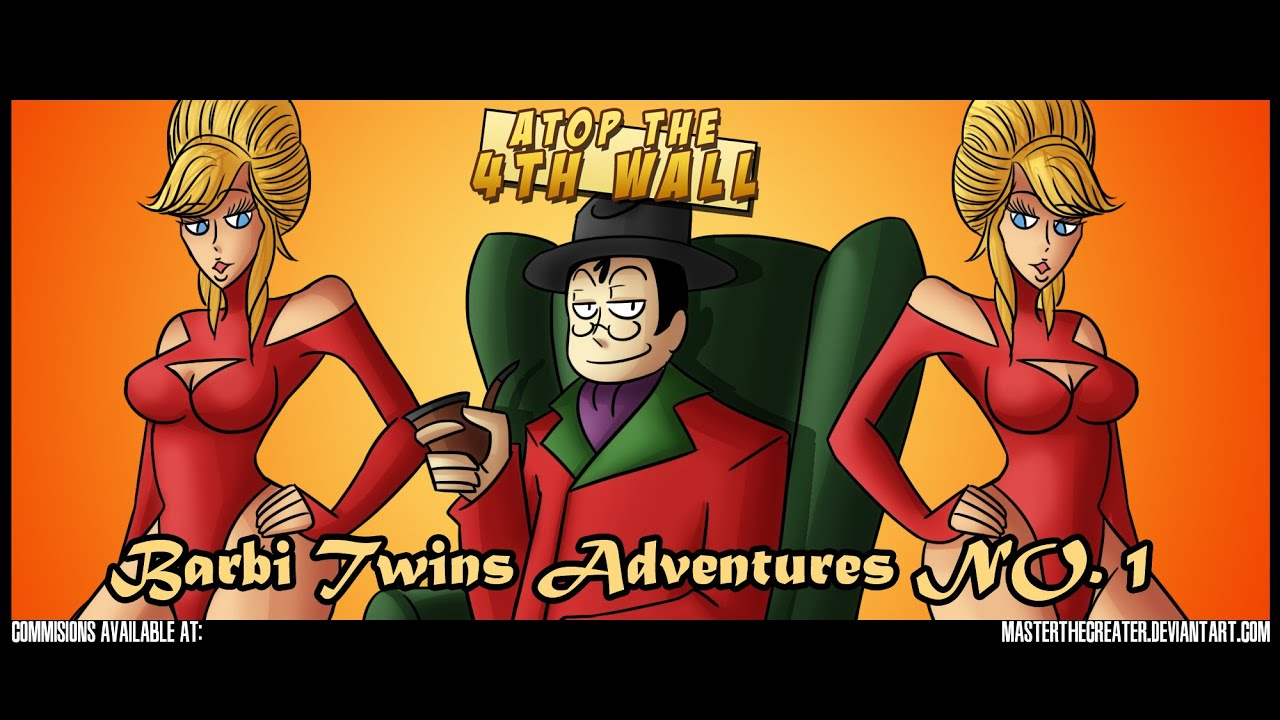 Barbi Twin Adventures 1