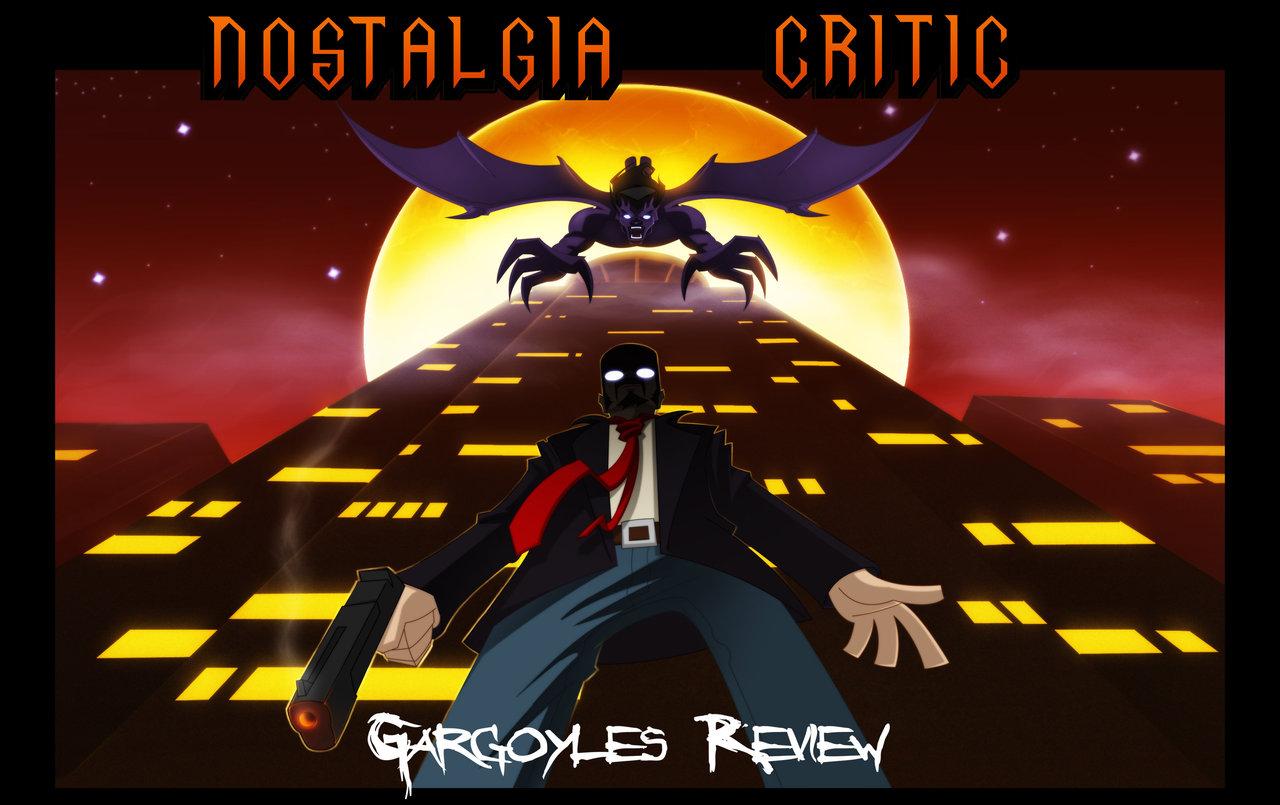 Gargoyles (Nostalgia Critic)