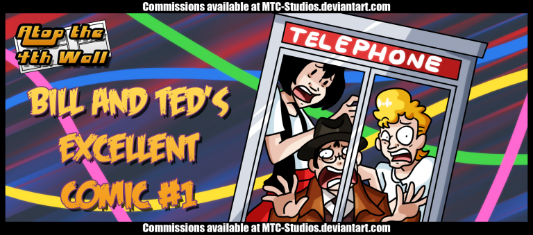 Bill and Ted's Excellent Comic Book 1