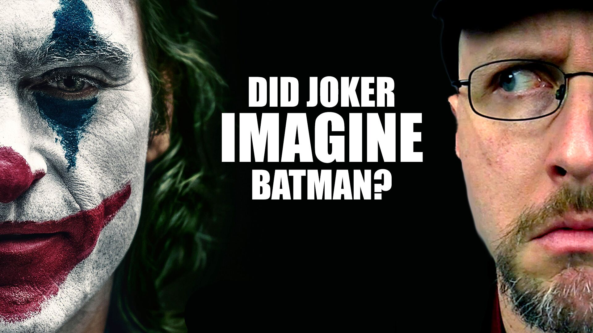 Did Joker Imagine Batman?