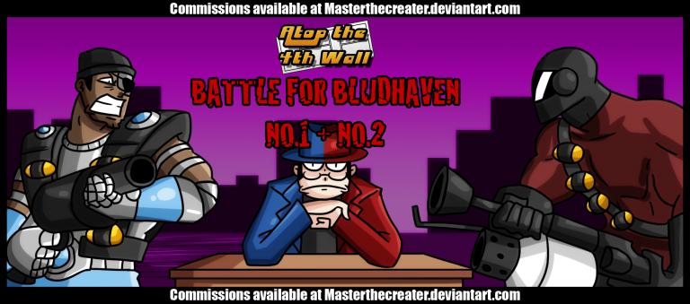 Battle for Bludhaven 1-2