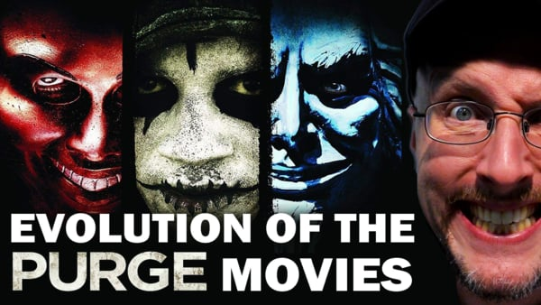 The Evolution of the Purge Movies