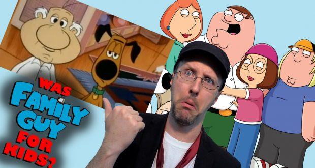 Was Family Guy Meant To Be a Kids' Show?