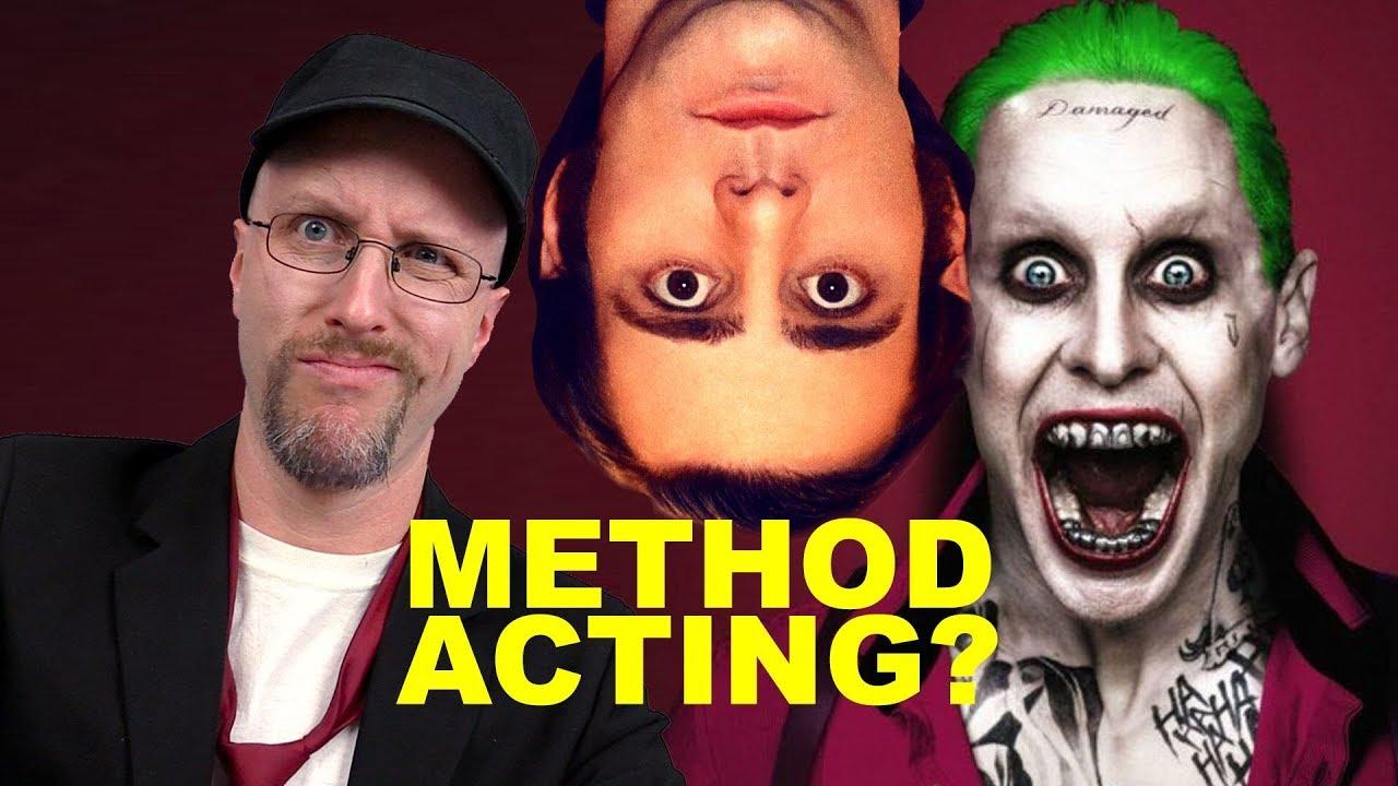 Should We Stop Method Acting?