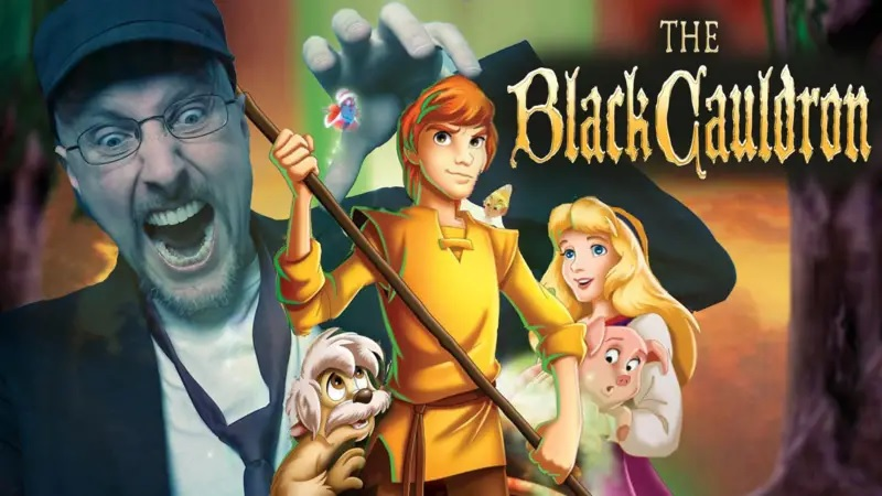 The Black Cauldron (NC)