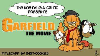 Garfield The Movie Channel Awesome Fandom