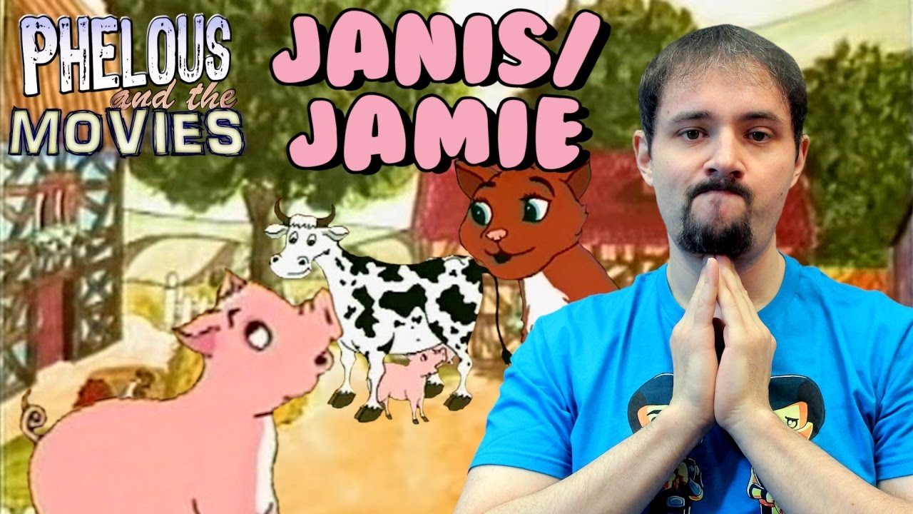 Janis/Jamie, the Little Pig