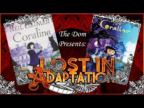 Lost in Adaptation: Coraline