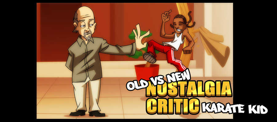 Old vs. New: The Karate Kid