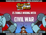 15 Things Wrong With Marvel's Civil War