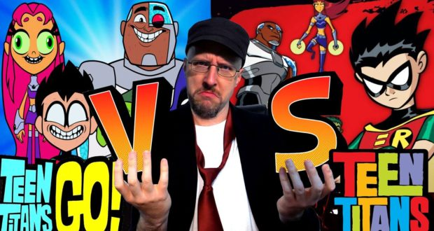 Old vs. New: Teen Titans vs. Teen Titans Go