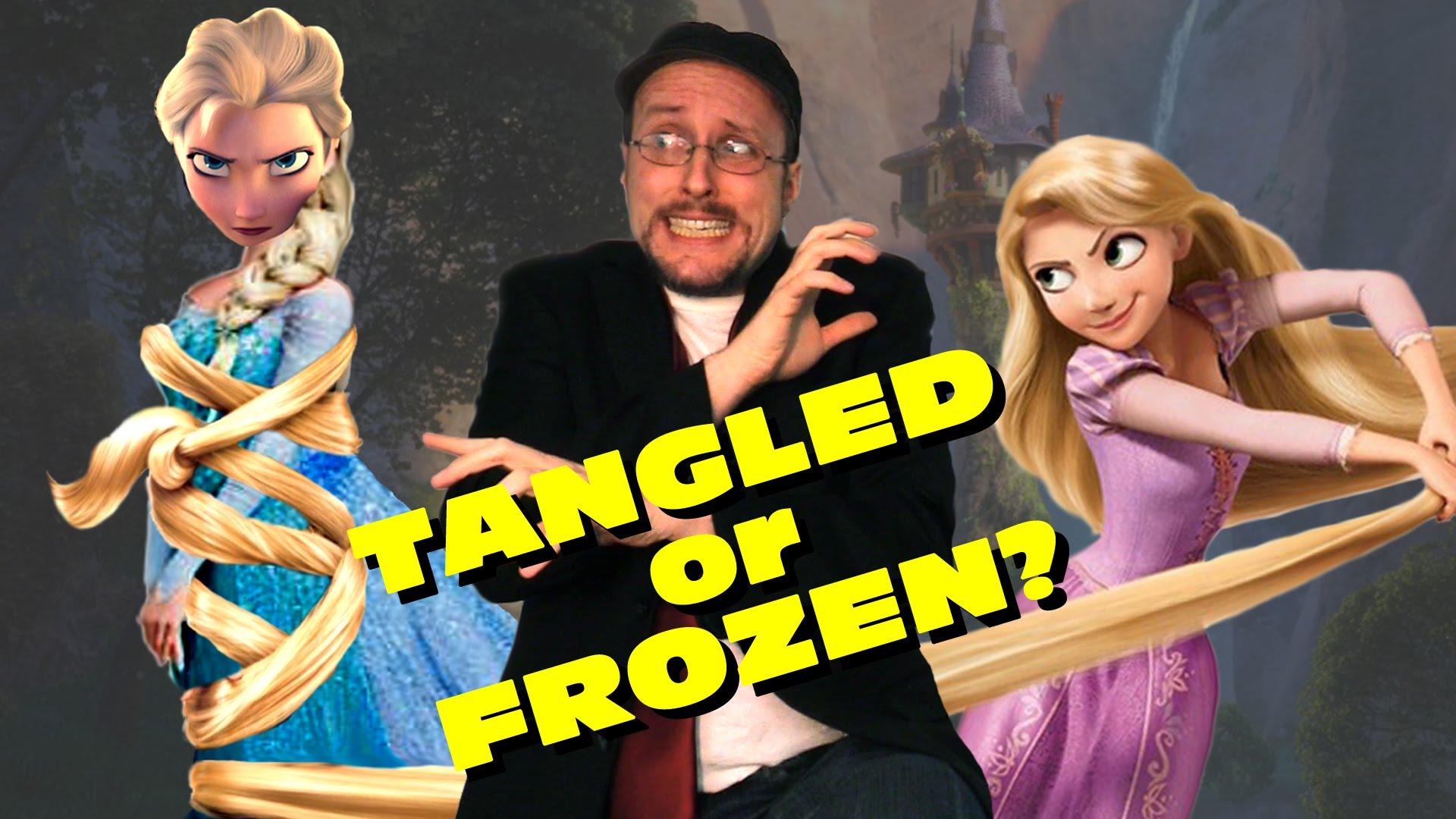 Tangled vs Frozen