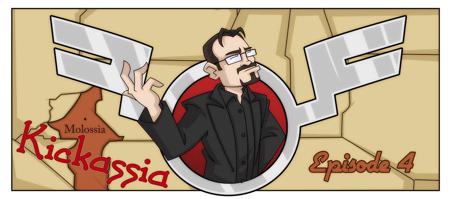 Kickassia: Part 4