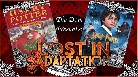 Lost in Adaptation: Harry Potter and the Philosopher's Stone