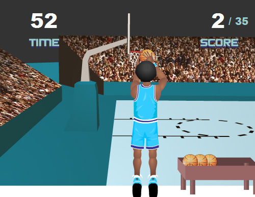 3 Point Shoot-Out