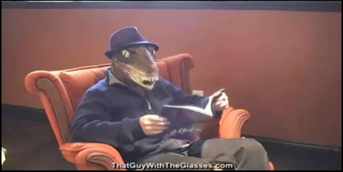 Dinosaur Rob