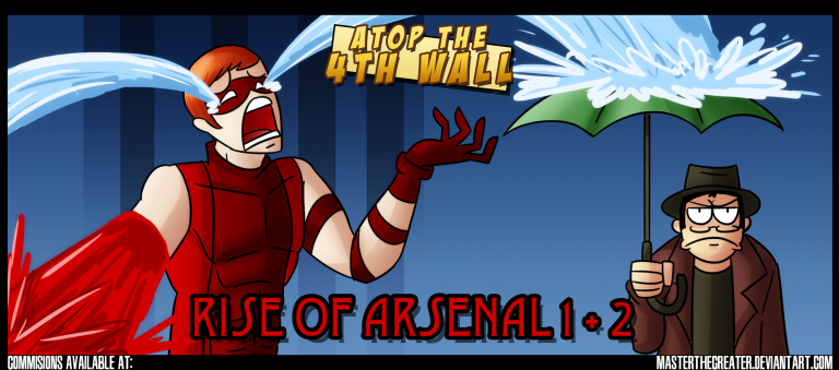 Rise of Arsenal 1-2