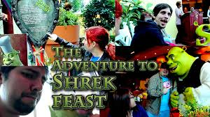 The Adventure to Shrek Feast