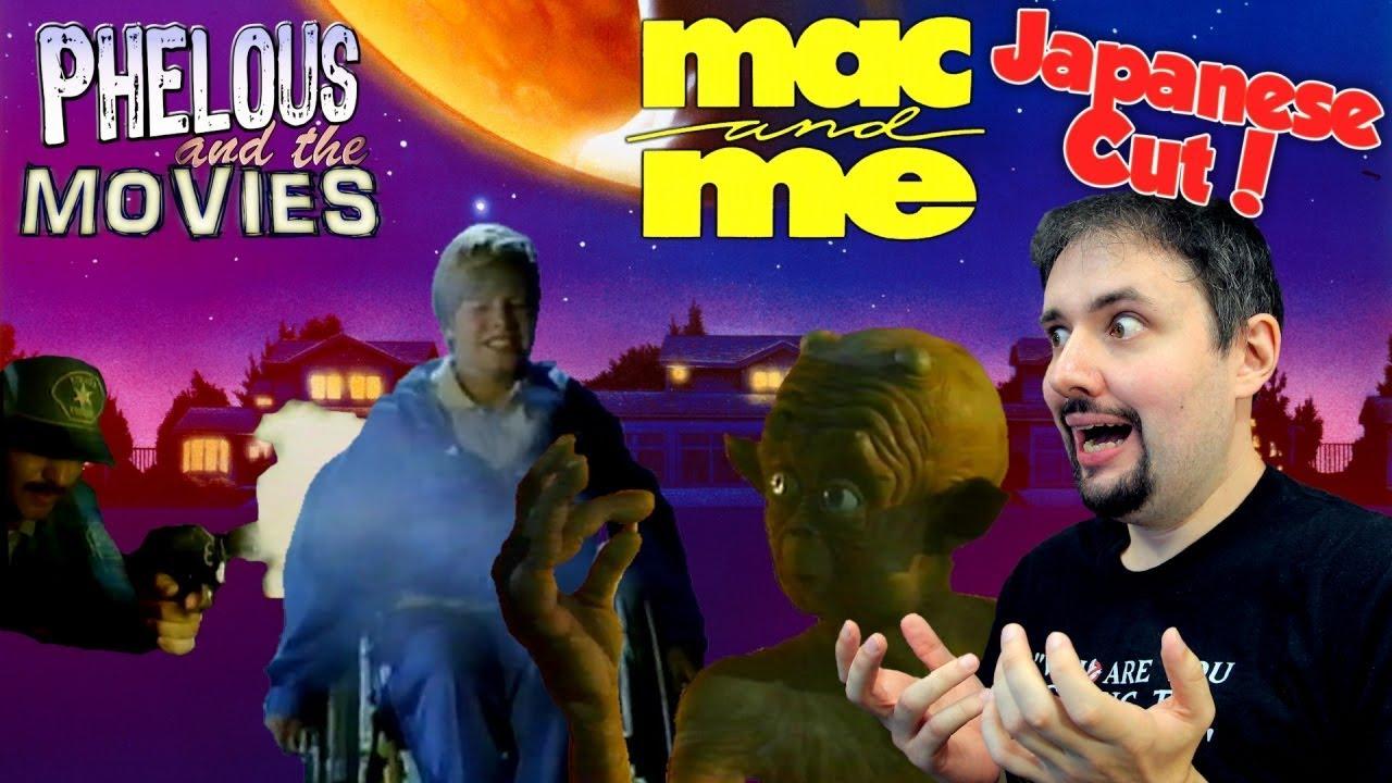 Mac and Me Original Ending! (Japanese Cut)