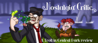 NC Troll in Central Park by MaroBot.jpg