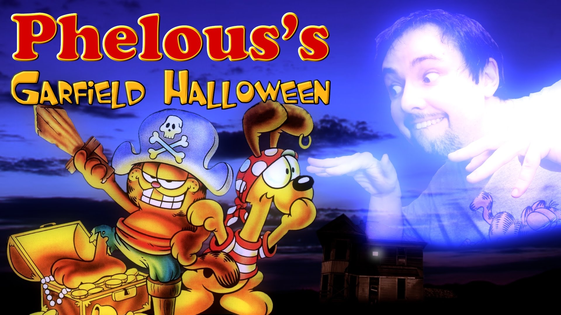 Garfield S Halloween Adventure Channel Awesome Fandom