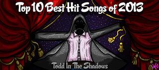 Top 10 best hit songs of 2013 by thebutterfly.jpg