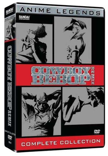 Anime Abandon-Cowboy Bebop