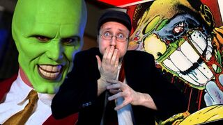 Nostalgia critic was the mask supposed to be gory.jpg