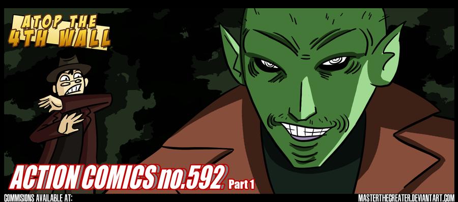 Action Comics 592