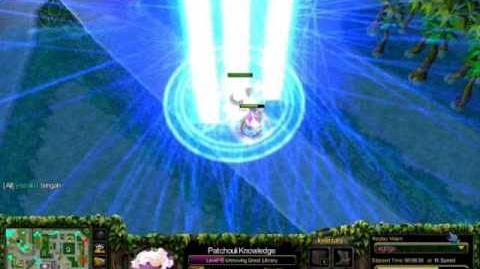 Patchouli Knowledge Skill (touhou daydream breaker)