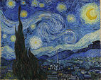 Van Gogh -La nuit étoilée