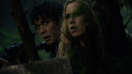 We Are Grounders (Part 2) 013 (Clarke and Bellamy)