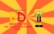 The Adventures of BD seasons 1-9 title card