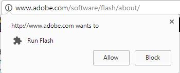 Adobe Flash Hack