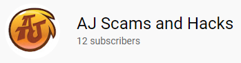 AJ Scams and Hacks