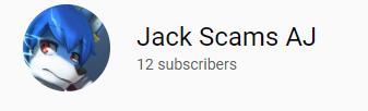 Jack Scams AJ