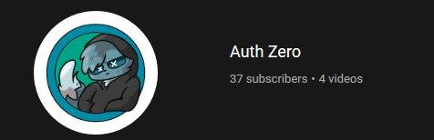 Auth zero