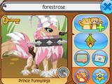 Forestrose