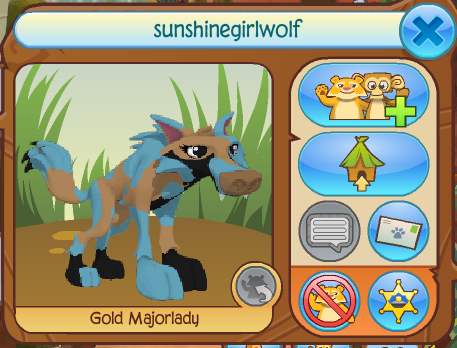 Sunshinegirlwolf