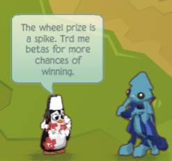 Giveaway Wheel Scam