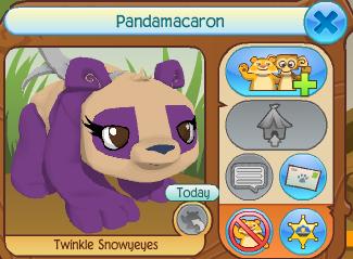 Pandamacaron