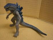 US Godzilla 4 inch Vinyl Figure TOKUSATSU Bandai 19980