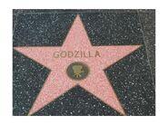 1990802-Hollywood Walk of Fame Godzilla Los Angeles