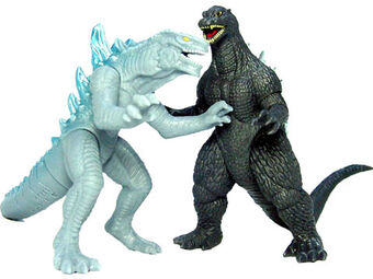 Godzilla Final Wars Mini Battle Set 5 Godzilla Vs Zilla The American Godzilla Wiki Fandom