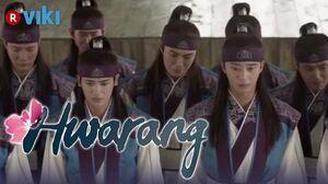 Hwarang - EP 18 Park Seo Joon Mourning Over BTS V (Kim Taehyung) Eng Sub