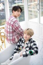 Suga and Jungkook Naver x Dispatch Mar 2019 (1)