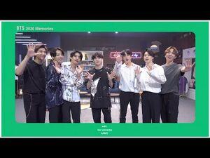 -PREVIEW- BTS (방탄소년단) 'BTS MEMORIES OF 2020' DVD PREVIEW SPOT