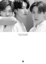 RM, Jungkook and J-Hope MOTS ONE Concept Photo Route Ver. -Ego-